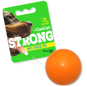 Rubber Solid Ball 5cm