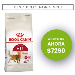 Royal Canin Fit x 15 kg con Descuento