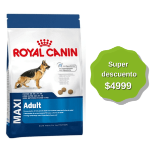 Royal Canin Maxi Adult 15 kg con Descuento