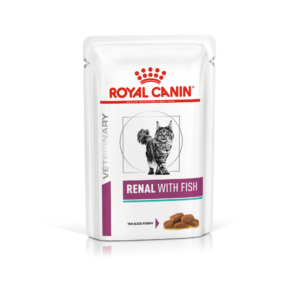Royal Canin RENAL CAT Pouch